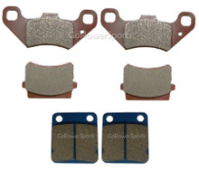 Brake Pad Set, Complete 150cc