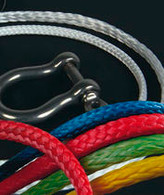 Pure Dyneema - Standard Core 16 Plait Extended Uncoated