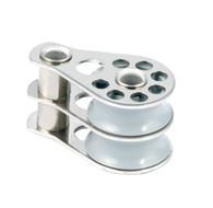 16mm Double Block Lightweight Plain Bearing Blocks