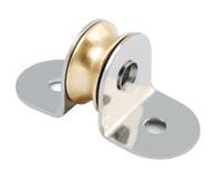 16mm Brass Through Deck Lightweight Plain Bearing Blocks