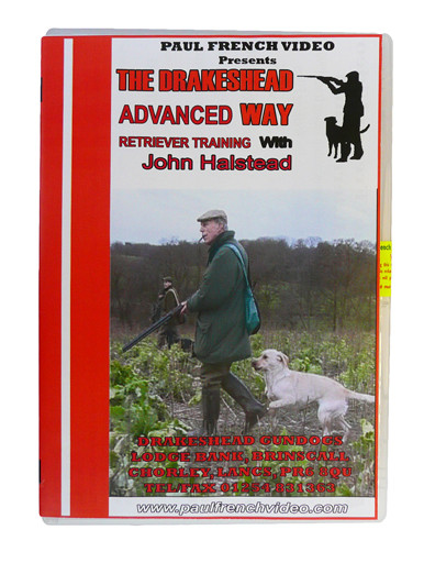 DVD: Advanced Retriever Training by John Halstead