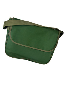 Quest Tack Bag with internal pockets, front view