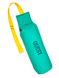 Quest 1lb Canvas Dummy with long throw strap