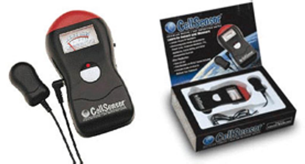 CellSensor EMF Meter