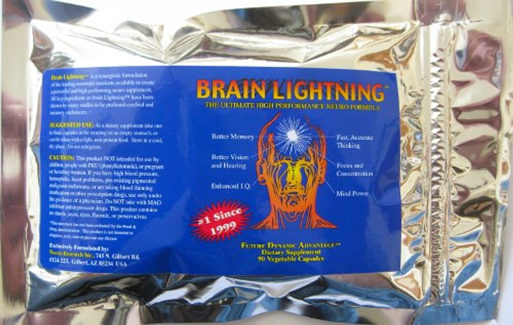 Brain Lightning Supplement