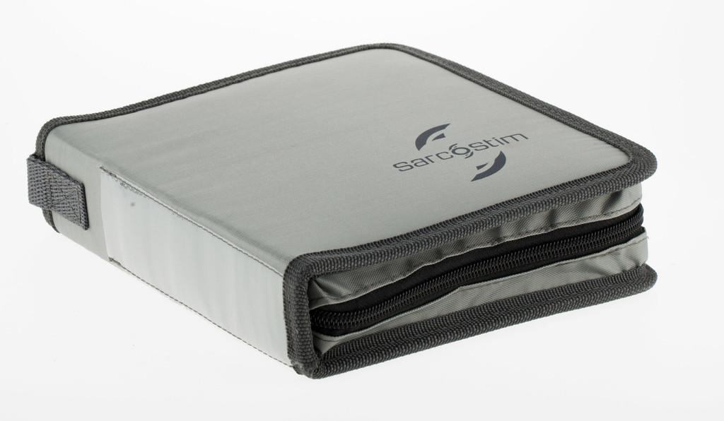 SarcoStim - Back System (Back Wrap W/ 4 By 10 Dual Pad) W/ 8oz Spray