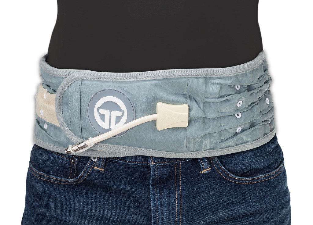 Theratrac Lumbar Traction Brace