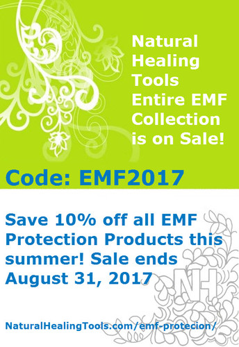 Protect Yourself From EMF This Summer and Save!