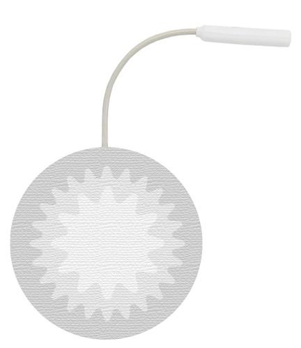 "StarBurst Hypoallergenic Electrodes - 2"" Round - 10 Pack Of 40 Electrodes"