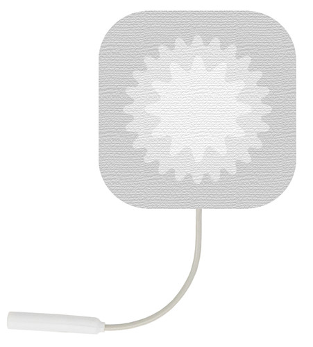 "StarBurst Hypoallergenic Electrodes - 2"" Square - 10 Pack Of 40 Electrodes"
