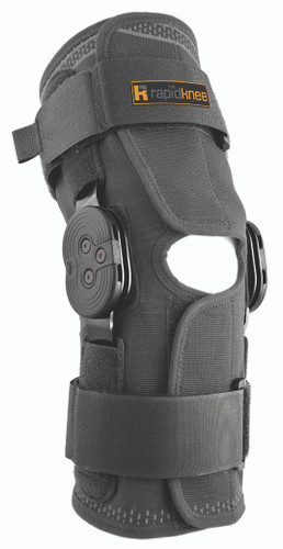 Rapid Knee (Front Wrap-On Knee Wrap With Comfort Fit Elastic)