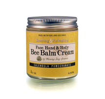 Bee Balm Cream- Calendula Pomegranate