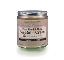 Bee Balm Cream- Fragrance Free