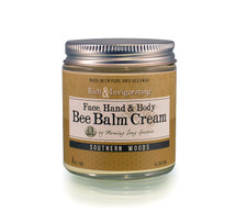 Bee Balm Cream- Southern Woods