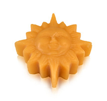 Sun, Floating Beeswax Candle