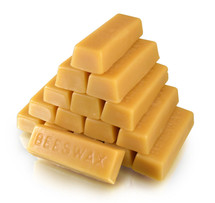 Beeswax Bar, Filtered (100% Pure) 1 oz.