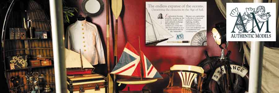 NAUTICAL HOME DECOR AUTHENTIC MODELS FREE SHIPPING