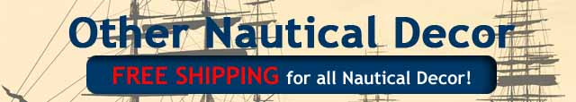 Other Nautical Decor Free Shipping