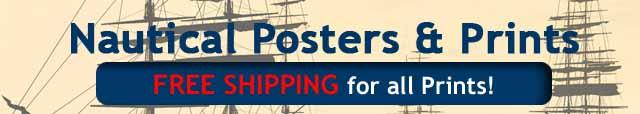 Nautical Posters & Prints