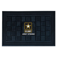 US Army Logo Seal Entry Door Mat