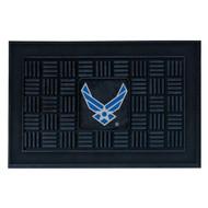 US Air Force USAF Logo Entry Door Mat
