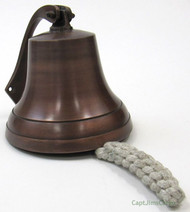 Aluminum Bell Copper Nautical Doorbell Wall Decor