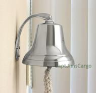 US Navy Ships Bell Chrome Nautical Doorbell Decor