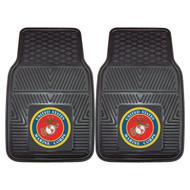 US Marine Corps USMC Logo Car Truck Mat