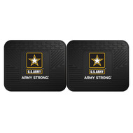 US Army Strong Logo Car SUV RV Backseat Mats