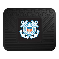 US Coast Guard USCG Logo Workbench Car SUV Mat
