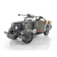 Chevrolet 30 cwt Military LRDG Truck Metal Model