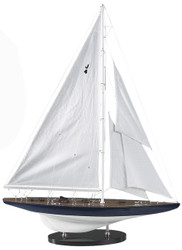 America's Cup Rainbow 1934 J Boat Sailboat