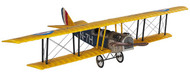 WWI Curtiss Jenny Biplane Barnstormer Authentic Model