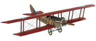 WWI Curtiss Jenny JN 4 Biplane Model