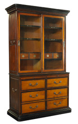 Kunstkammer Cabinet Curio Display Bookcase Bookshelf