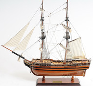 Spanish El Cazador Treasure Ship Wooden Model