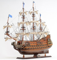Soleil Royal Tall Ship Wooden Model Sun King