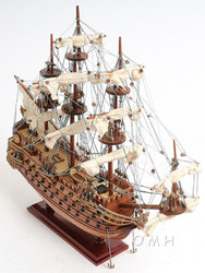San Felipe Spanish Galleon Tall Ship Model