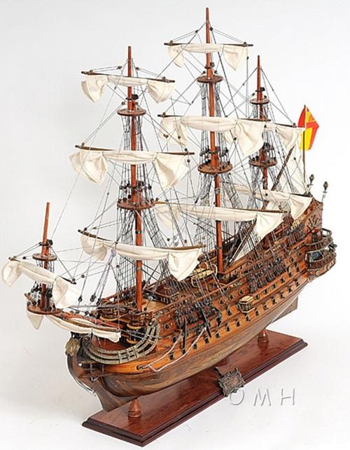 San Felipe Tall Ship Model Spanish Galleon