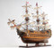 HMS Victory Lord Nelsons Flagship Wooden Model