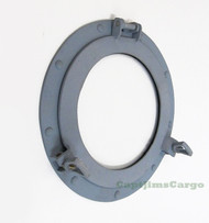 Aluminum Navy Battleship Gray Ships Porthole Window