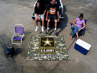 US Army Logo Tailgating Rug Tailgate Accessories
