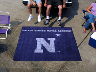 US NAVY NAVAL ACADEMY TAILGATE PARTY RUG