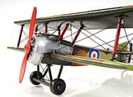 Sopwith Camel F.1 Biplane Metal Desk Model