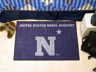 US Naval Academy Starter Rug Door Mat