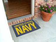 US Navy Starter Rug Door Mat Military