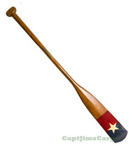 Royal Barge Oar #2 Wooden Paddle