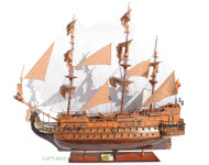 San Felipe Wooden Tall Ship Model Spanish Galleon