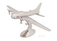 WWII Bomber Airplane Aircraft Desktop Model Aluminum