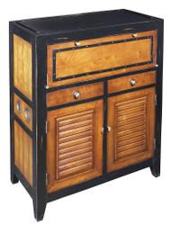 Cape Cod Console Cabinet Nautical Storage Furniture